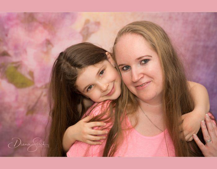 Prinzessin und Prinzessin-Mutter