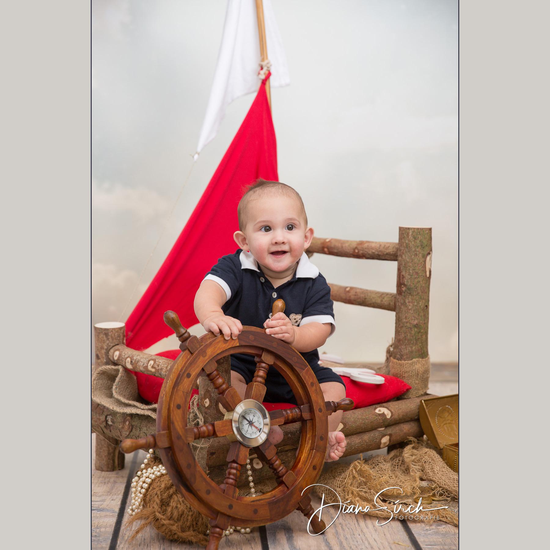 Oskar, der Pirat