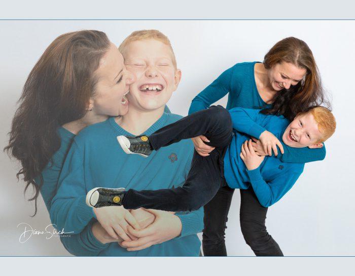 Familien-Shooting mit Bianca und Timo