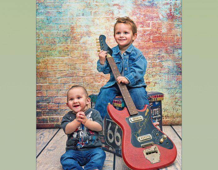 Rock'n Roll im Studio