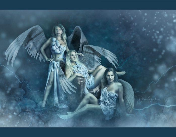 3 Engel für mich