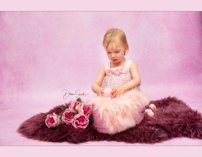 Sofia in rosa