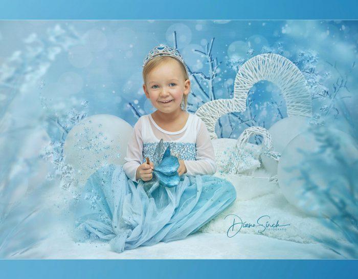 Shooting mit Sofia: das fertige Elsa-Bild