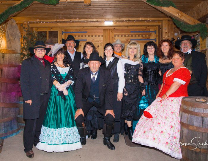 Saloon-Night 2019 im Hausler-Hof – Portraits